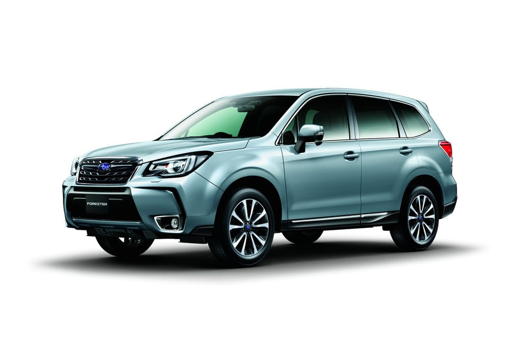 Forester 2016-