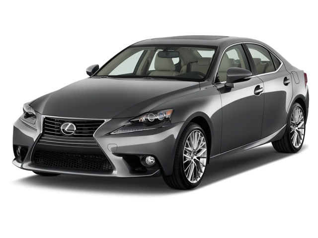 Lexus IS 2014-